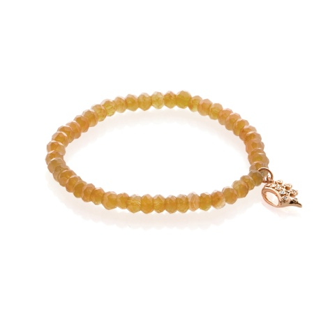 citrine-stretch-bracelet