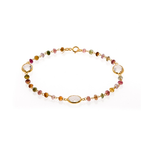 Bracelet or jaune 18 ct